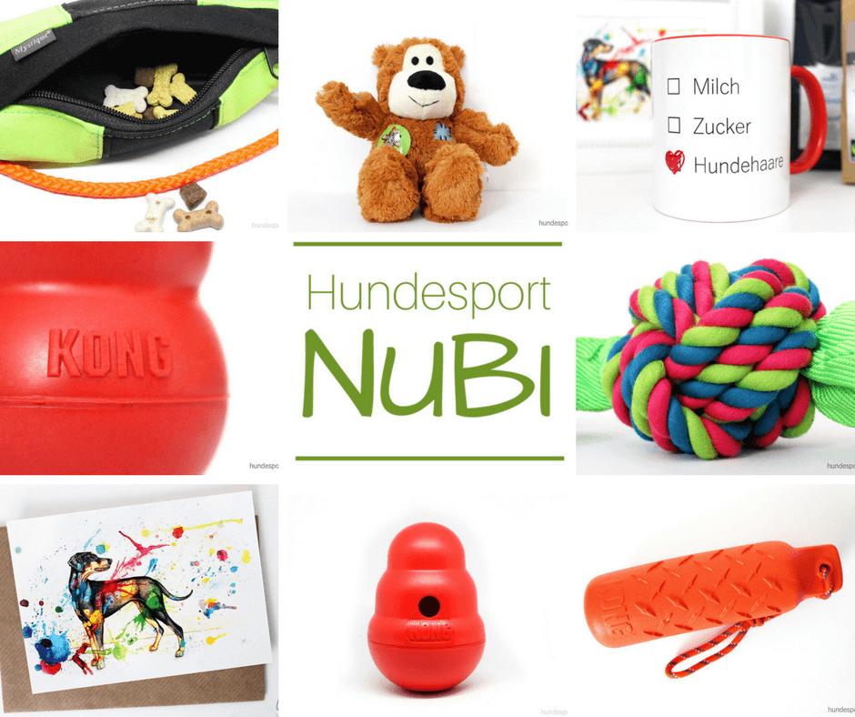 Hundesport Nubi - alles für aktive Hunde