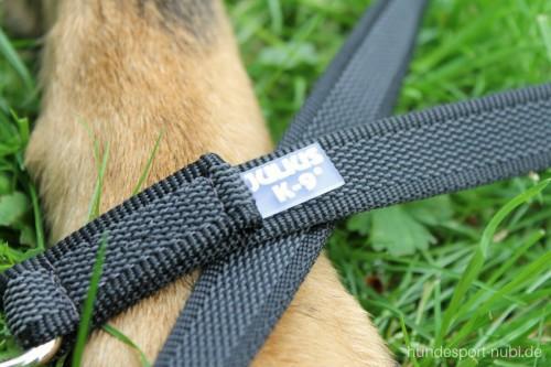 Leine gummiert - Julius K9 - Hundesport Nubi