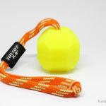 Ball IDC Neon Julius K9, gelb - Hundespielzeug günstig kaufen