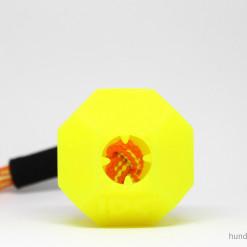 Ball IDC Neon Julius K9_gelb