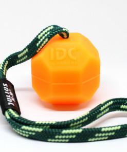 Ball IDC Neon Julius K9, orange - Hundespielzeug günstig kaufen