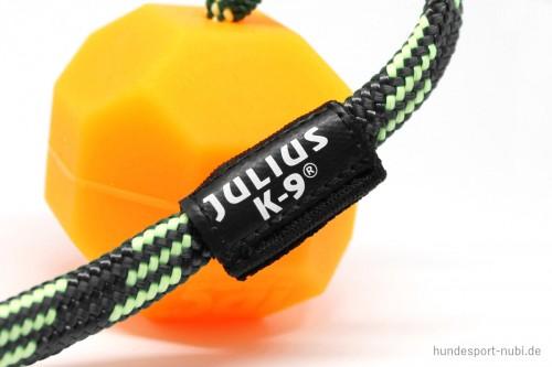 Ball IDC Neon Julius K9, orange, Qualität - Hundespielzeug günstig kaufen