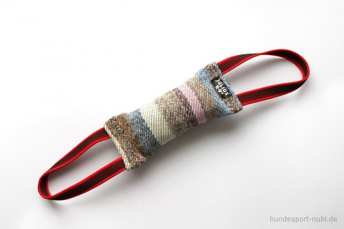 Beißwurst aus Textil mit Griff von Julius K9 - Spielzeug für Hunde günstig online kaufen - Julius K9 - Hundesport Nubi