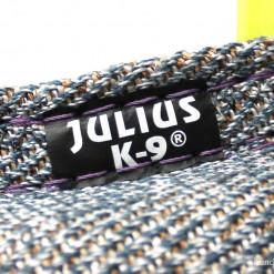 Beißwurst Julius K9 Bw / Ny 45 x 7 cm innen genäht