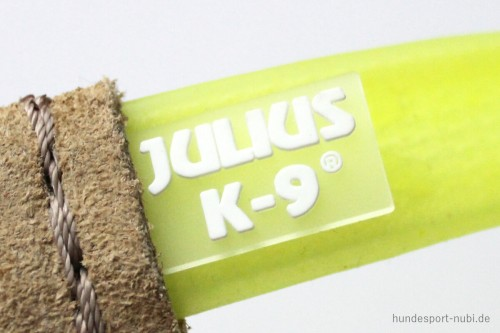 Beißwurst aus Leder mit Griff von Julius K9 - Spielzeug für Hunde günstig online kaufen - Julius K9 - Hundesport Nubi
