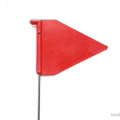 Fährtenschild rote Fahne IPO / IGP - Zubehör für die Fährte günstig online kaufen - Hundesport Nubi