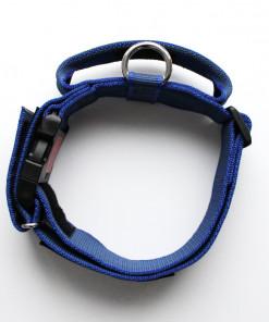 Halsband mit Griff, Hetzhalsband von Julius K9, blau - günstig online kaufen bei Hundesport Nubi