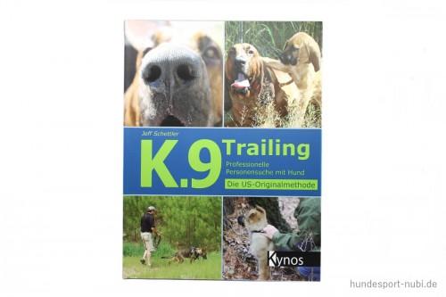 K9 Trailing Jeff Schettler Buch Hundesport