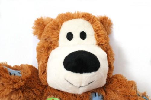 Kong Wild Knots Bär - Größe M, Kopf - Kuscheltier, Hundespielzeug günstig online kaufen bei Hundesport Nubi