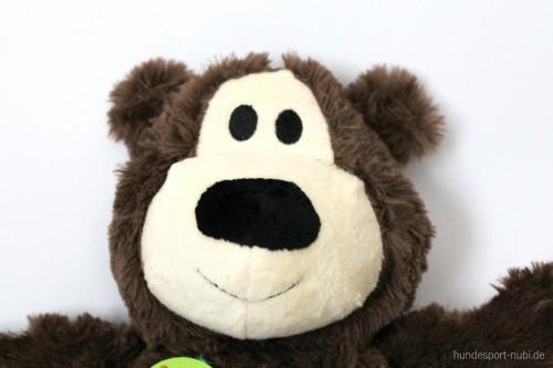 Kong Wild Knots Bär - Größe XL, Kopf - Kuscheltier, Hundespielzeug günstig online kaufen bei Hundesport Nubi
