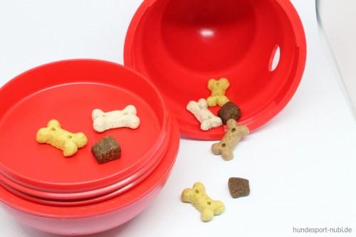 Kong Wobbler, Intelligenzspielzeug für Futter - Hundespielzeug günstig online kaufen bei Hundesport Nubi