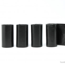 Kotbeutel schwarz