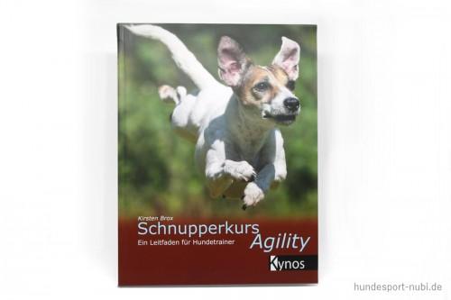 Schnupperkurs Agility Kirsten Brox Buch Hundesport