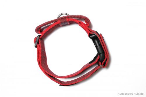 Halsband mit Griff, Hetzhalsband von Julius K9, rot - günstig online kaufen bei Hundesport Nubi