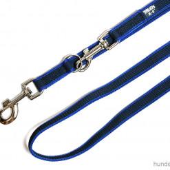 Leine Blau Julius K9 Karabiner - Hundesport Nubi - Leinen günstig online kaufen