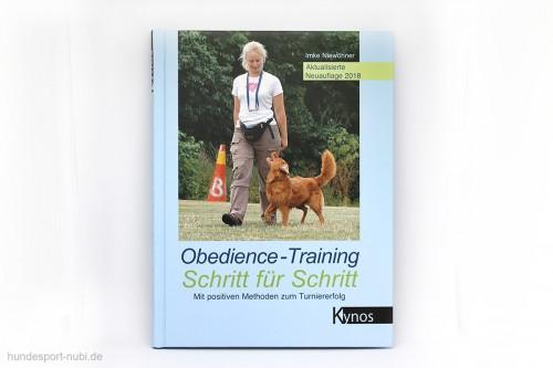 Obedience Training - Schritt für Schritt zum Erfolg - Imke Niewöhner - Buch - Hundesport Nubi