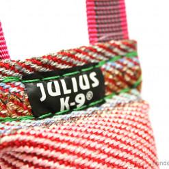 Beißwurst Spielzeug für Hunde Julius K9 Logo - Hundesport Nubi