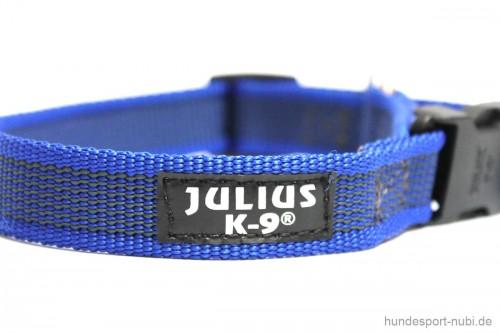 Halsband Julius K9 blau - günstig online kaufen bei Hundesport Nubi
