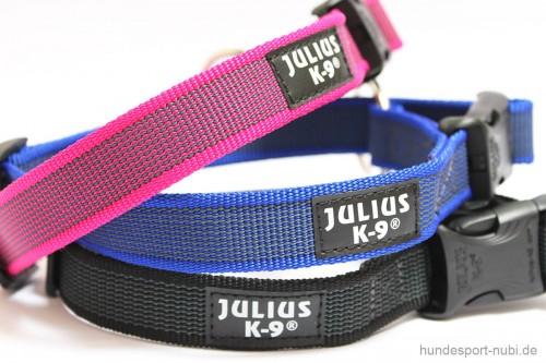 Halsband Julius K9 bunt - günstig online kaufen beigünstig online kaufen bei Hundesport Nubi
