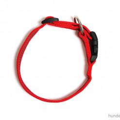 Halsband Julius K9 rot 27 - 42 cm - Hundesport Nubi