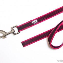 Leine Julius K9 pink 2m ohne Schlaufe - Hundesport Nubi - Leinen günstig online kaufen