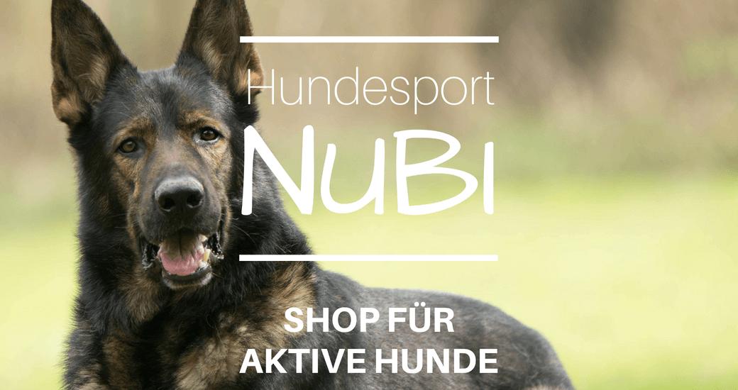 Hundesport Nubi - Onlineshop für aktive Hunde