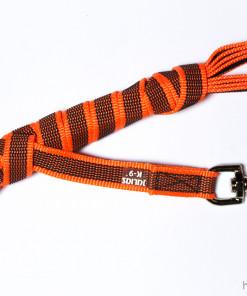 Leine - orange - Julius K9 - 3m - Hundesport Nubi - Leinen günstig online kaufen