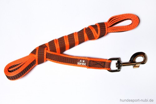 Leine - orange - Julius K9 - 3m - Hundesport Nubi