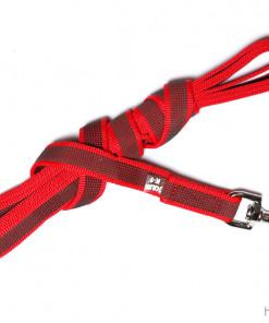 Leine - rot - Julius K9 - 3m - Hundesport Nubi - Leinen günstig online kaufen