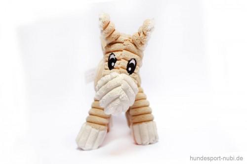 Plüschtier Giraffe Hunter - Spielzeug für Hunde - Hundesport Nubi