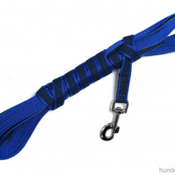 Schleppleine 10 m blau - Leine Julius K9 - Hundesport Nubi - Shop für aktive Hunde