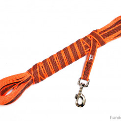 Schleppleine 10 m neon orange - Leine Julius K9 - Hundesport Nubi - Shop für aktive Hunde