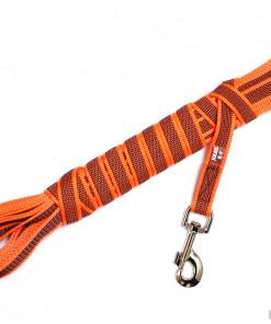 Schleppleine 10 m neon orange - Leine Julius K9 - Hundesport Nubi - Leinen günstig online kaufen