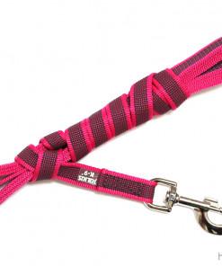 Schleppleine 3 m pink rosa - Leine Julius K9 - Hundesport Nubi - Leinen günstig online kaufen