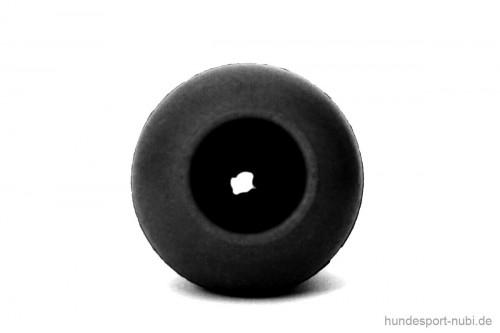 Kong extreme schwarz - Ansicht von unten - Kauspielzeug, Hundespielzeug günstig online kaufen bei Hundesport Nubi