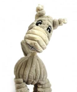 Plüschtier Esel Hunter - Spielzeug für Hunde - Plüschtierl - Hundesport Nubi