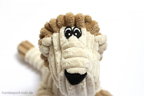 Plüschtier Löwe Hunter - Spielzeug für Hunde - Welpen - Hundesport Nubi