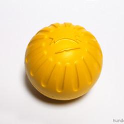 Starmark Ball Dura Foam gelb - mittel - klein - Hundespielzeug günstig online kaufen bei Hundesport Nubi Starmark Ball Dura Foam gelb - mittel - klein - Hundesport Nubi