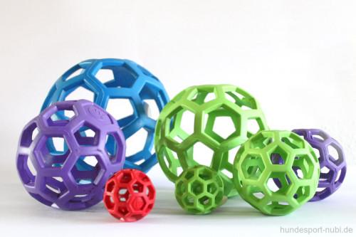 Gitterball Ball JW Hol-EE Roller - Größen 5cm bis 18cm - hier günstig online kaufen: Hundesport Nubi