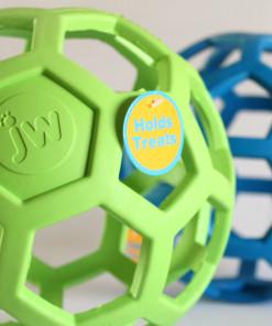 Gitterball Ball JW Hol-EE Roller - hier günstig online kaufen: Hundesport Nubi