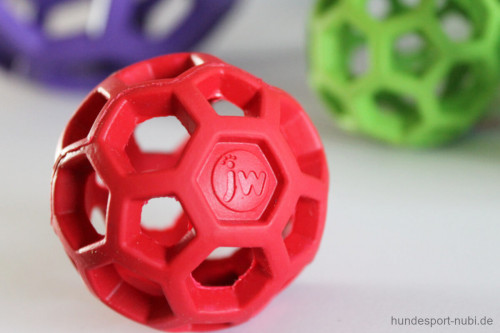 Gitterball Ball JW Hol-EE Roller - klein - hier günstig online kaufen: Hundesport Nubi