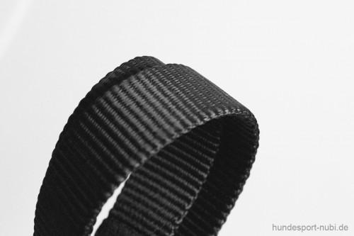 Leine Hunter - verstellbare Führleine - Leinen günstig online kaufen - Material - schwarz - Hundesport Nubi