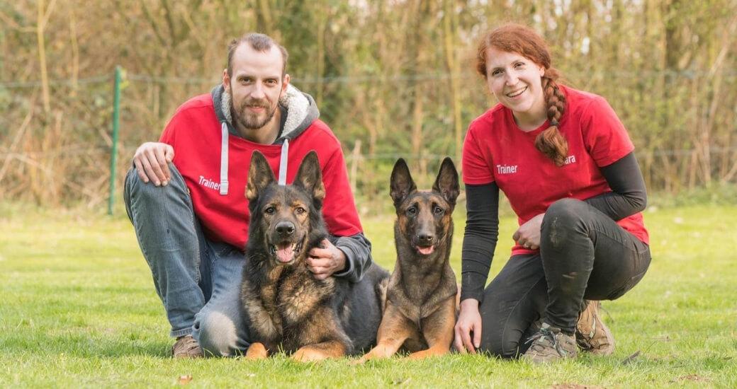 Das Team von Hundesport Nubi - Hundezubehör günstig online kaufen