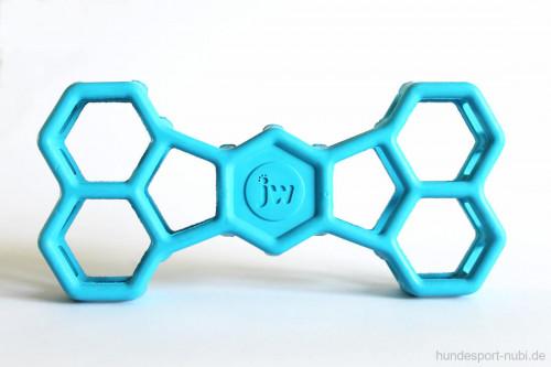 Hundespielzeug Knochen - JW Pet Hol-EE Bone - Gitter aus Naturkautschuk, Gummi - günstig online kaufen bei Hundesport Nubi