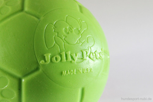 Jolly Soccer Ball - Jolly Pets Logo - Hundespielzeug günstig online kaufen bei Hundesport Nubi