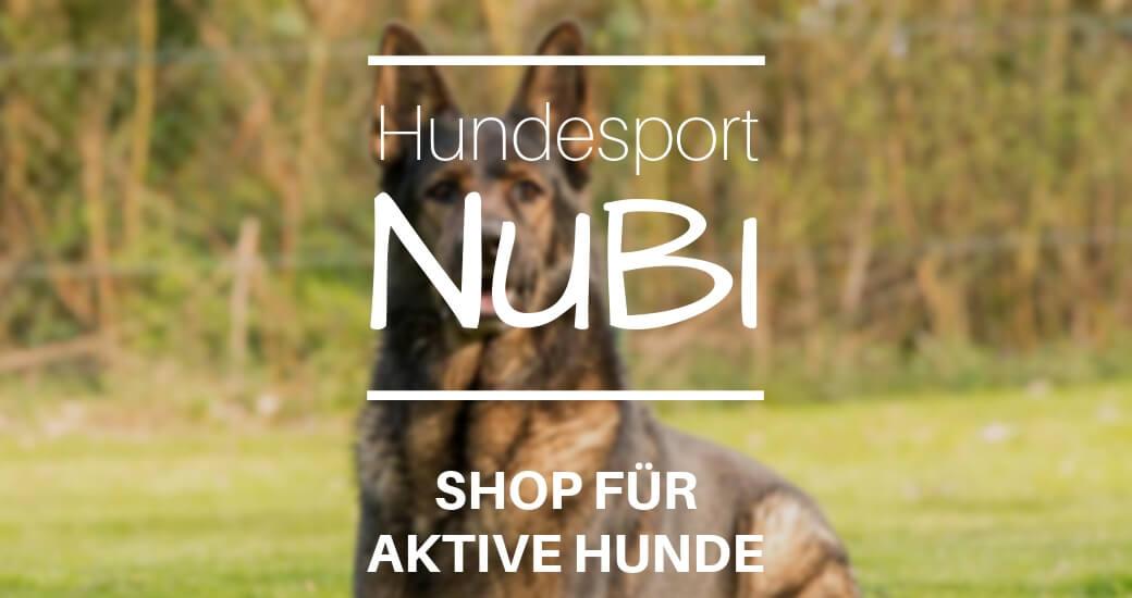 Hundeszubehör und Hundespielzeug günstig online kaufen - Hundesport Nubi Shop