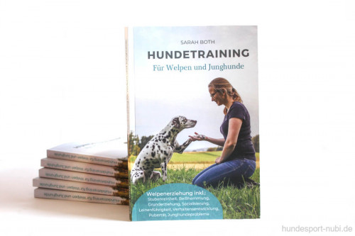 Hundetraining für Welpen und Junghunde günstig online kaufen, Ratgeber von Sarah Both - Hundesport Nubi