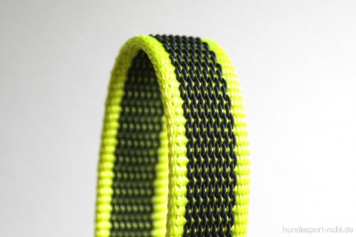 Gummierte Hundeleine neon gelb - Qualität von Julius K9 - günstig online kaufen bei Hundesport Nubi