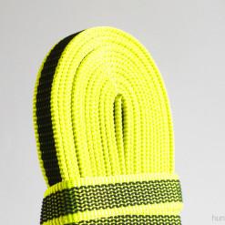 Schleppleine 10m neon gelb, gummiert - Julius K9 - günstig online bestellen bei Hundesport Nubi