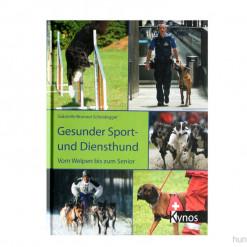 Gesunder Sport- und Diensthund (Buch), Gabrielle Brunner Scheidegger - Hundesport Nubi